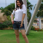 Hansika Spicy in Shorts  Photo Gallery