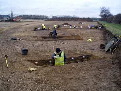 Dig sheds light on prehistoric Cambridge