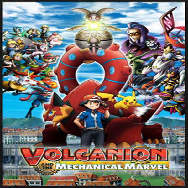 Pokémon the Movie: Volcanion and the Mechanical Marvel, Film Pokémon the Movie: Volcanion and the Mechanical Marvel, Pokémon the Movie: Volcanion and the Mechanical Marvel Synopsis, Pokémon the Movie: Volcanion and the Mechanical Marvel Trailer, Pokémon the Movie: Volcanion and the Mechanical Marvel Review, Download Poster Film Pokémon the Movie: Volcanion and the Mechanical Marvel 2016