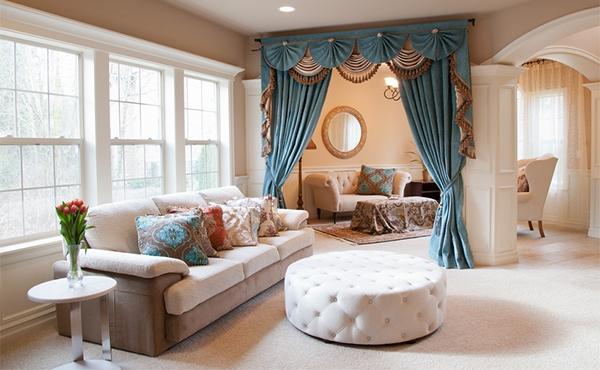 Ide Unik Desain Tirai Interior Rumah Minimalis