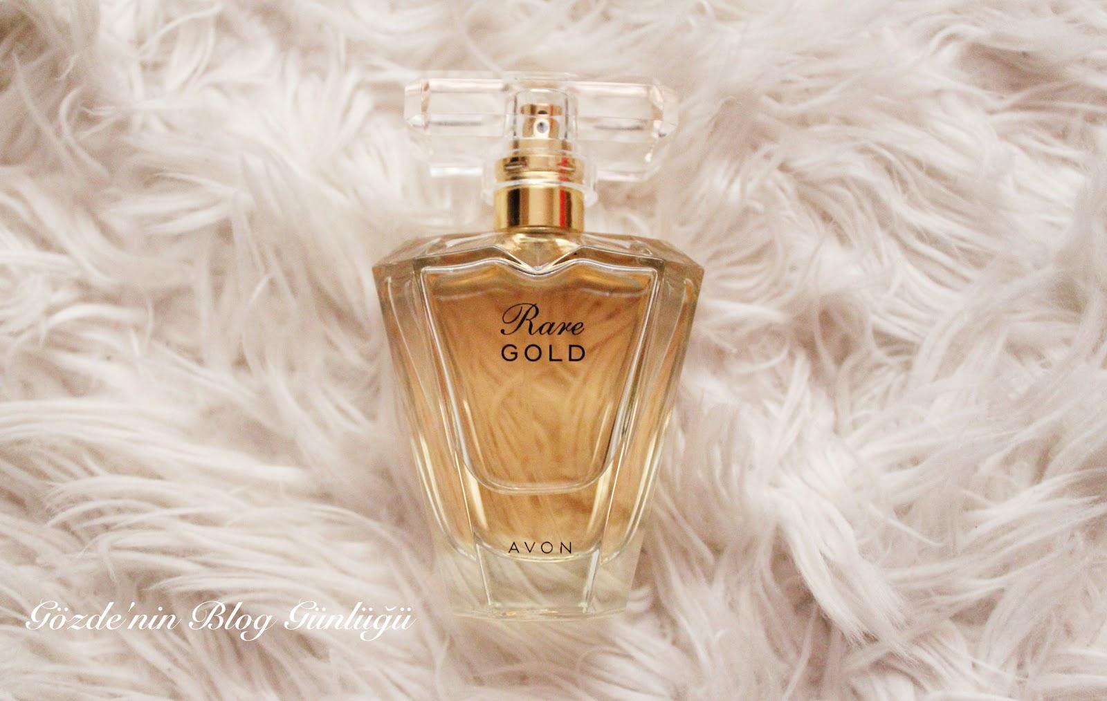 Gözdenin Blog Günlüğü Avon Rare Gold Parfüm Ve Eskiye Dönüş