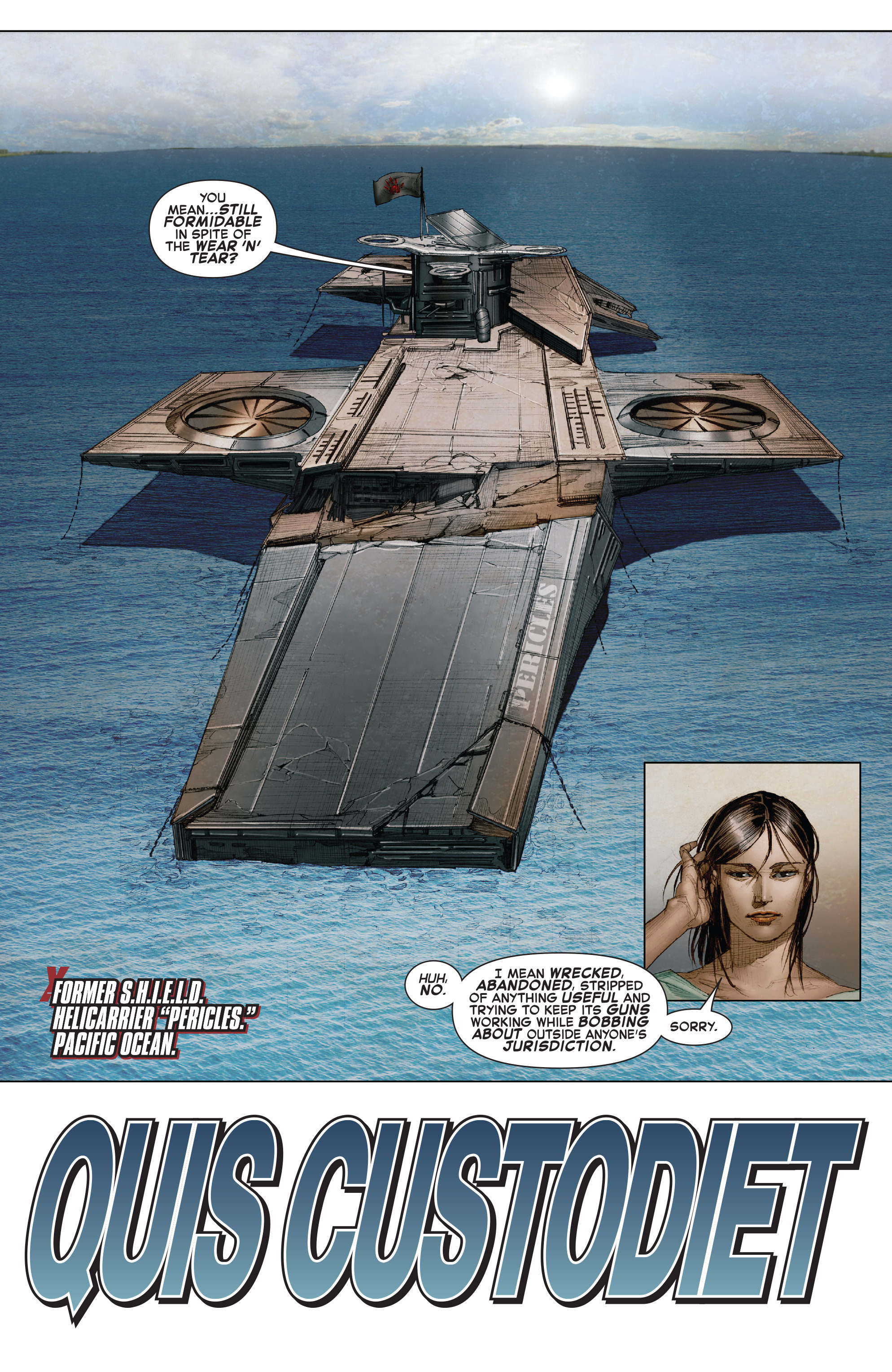 Read online X-Force (2014) comic -  Issue #7 - 5
