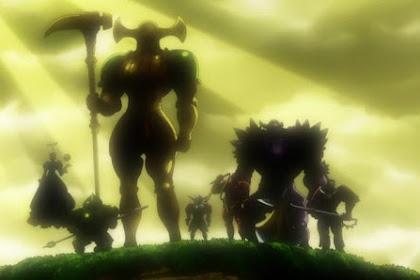 7 Senjata Suci milik Anggota Nanatsu no Taizai