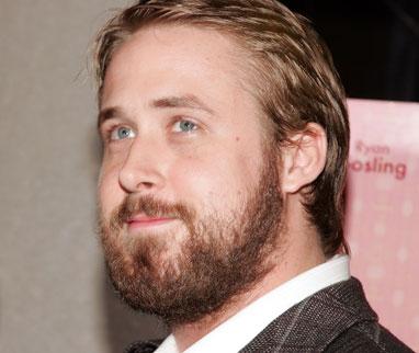 Ryan Gosling Beard Top Actress Gallery