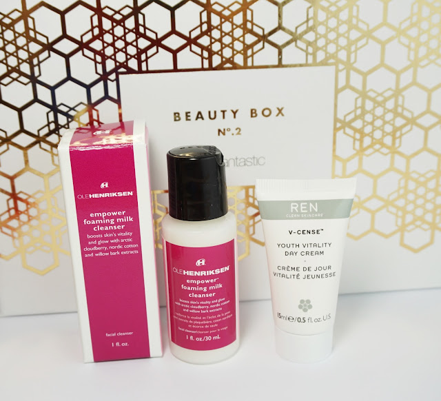 LookFantastic - Beauty Box (November 2015)