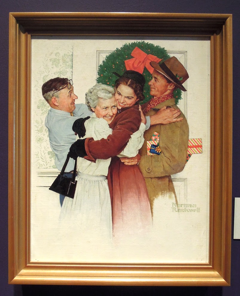 Color Of The City Norman Rockwell Museum Stockbridge