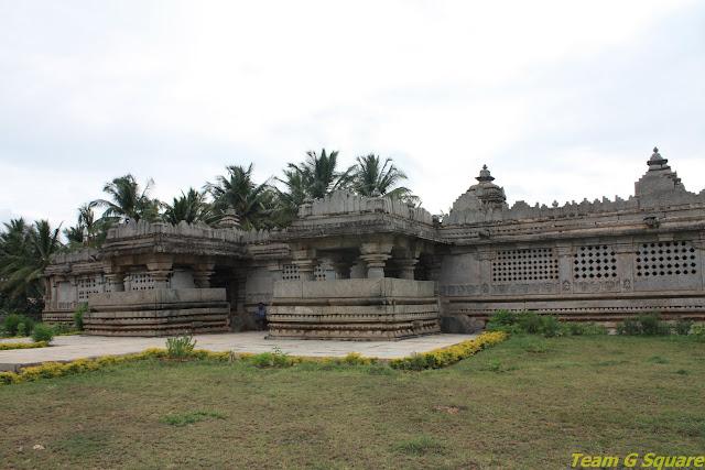 The Panchalingeshwara Temple, Govindanahalli