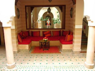Riad Rabahsadia en Marrakech