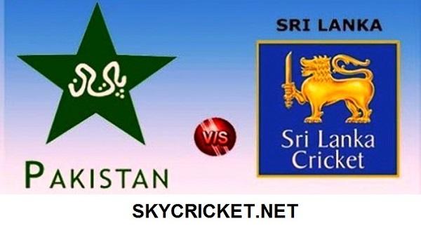 Sri Lanka tour of Pakistan Live Telecast