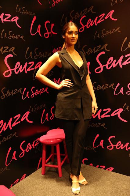 Ileana D'cruz spotted at the new La Senza store at Garuda Mall, Bangalore