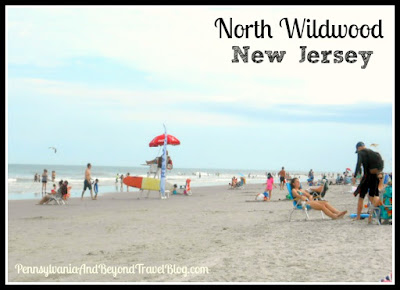 Visiting the Beautiful Beaches in North Wildwood, New Jersey