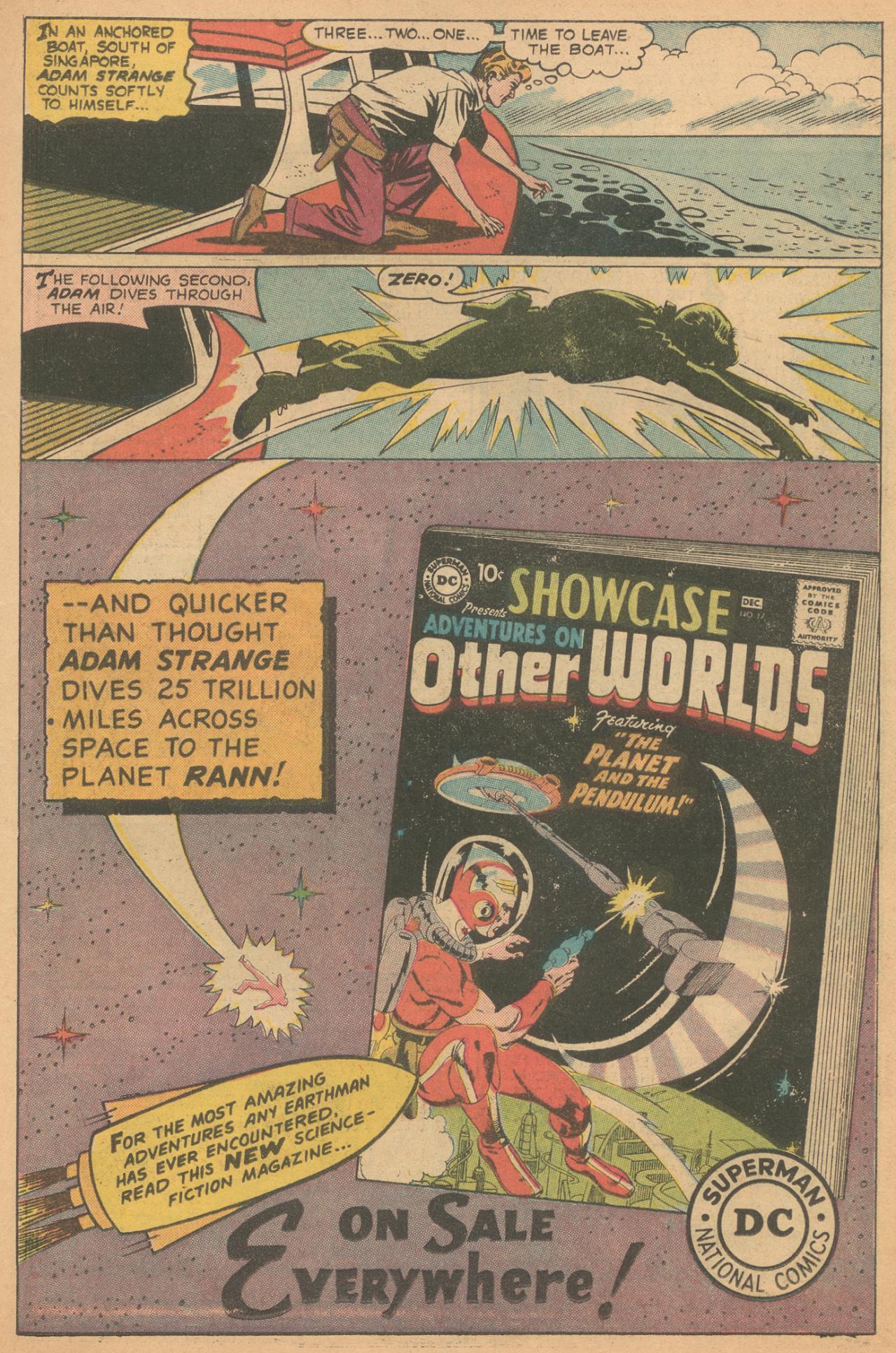 Read online Detective Comics (1937) comic -  Issue #261 - 15