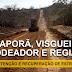 Prefeitura de Mundo Novo continua recuperando estradas