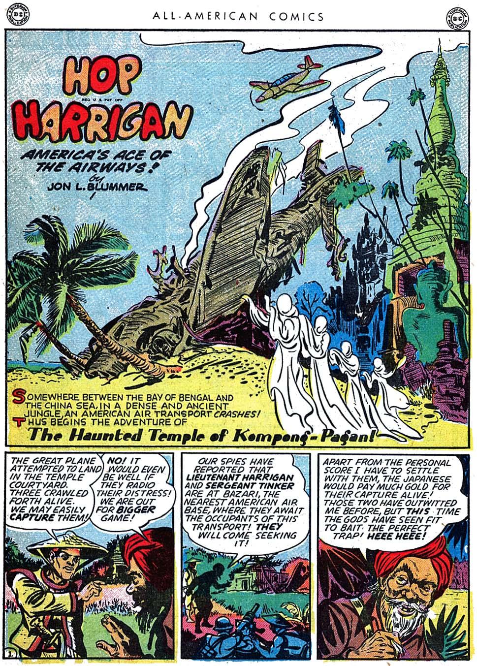 Read online All-American Comics (1939) comic -  Issue #62 - 42