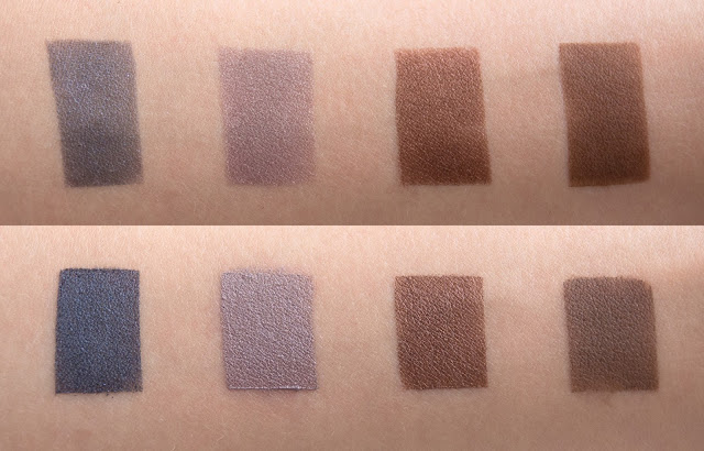 eyeshadow palette Smashbox Double Exposure Mini dry