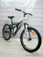 Sepeda Gunung Wimcycle Scorpion Single Speed 20 Inci