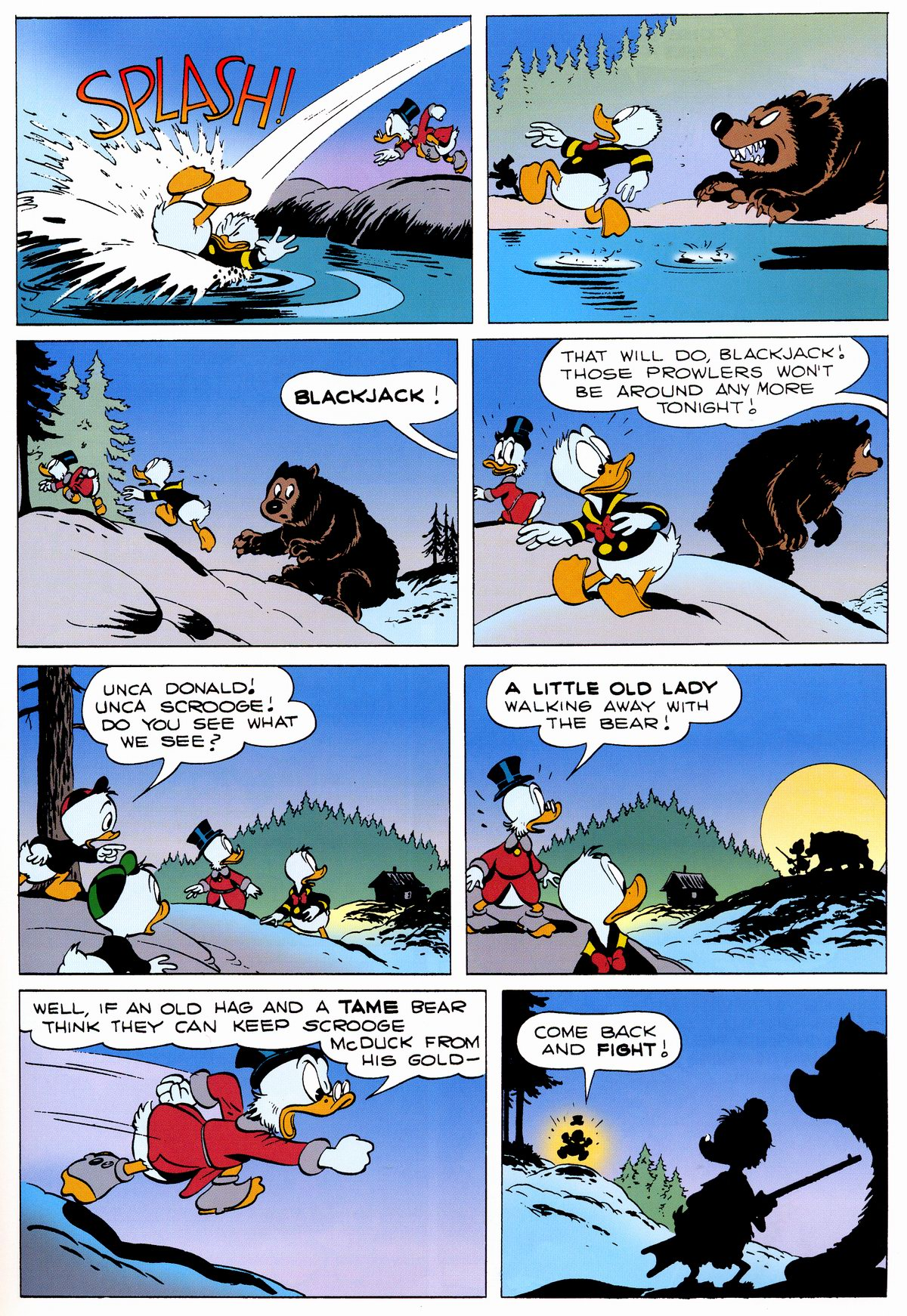 Read online Uncle Scrooge (1953) comic -  Issue #325 - 53
