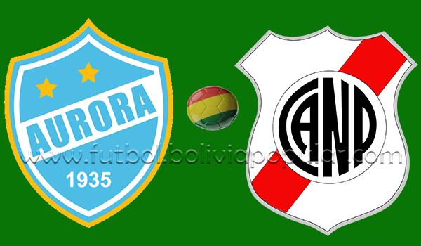 Aurora vs. Nacional - En Vivo - Online - Torneo Apertura 2018