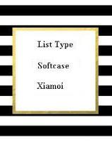 Softcase untuk Handphone Xiaomi