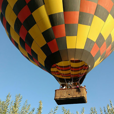 hot air balloon rides