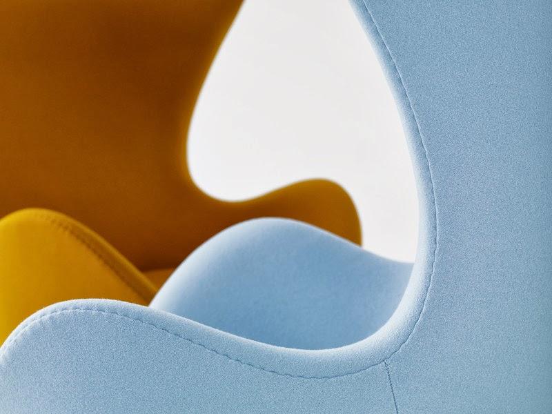 Silln Egg de Arne Jacobsen Conoce la historia de este