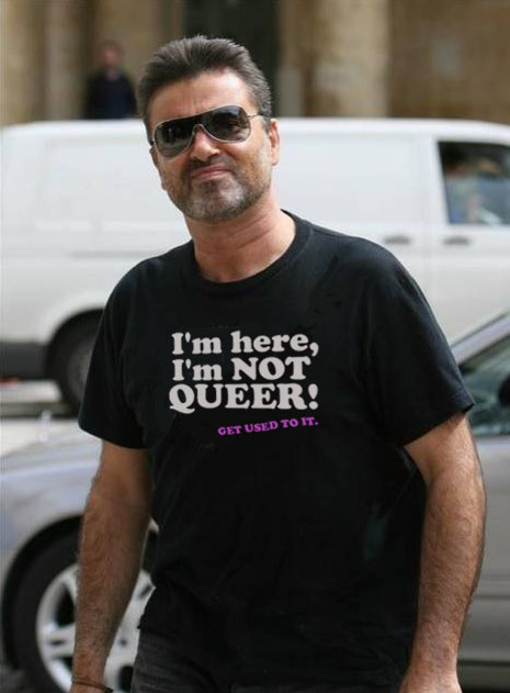 from Misael gay bar george michael