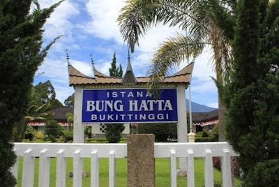 Istana Bung Hatta Di Bukittinggi