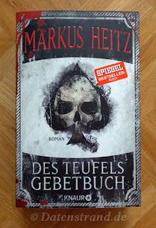 Markus Heitz, Des Teufels Gebetbuch