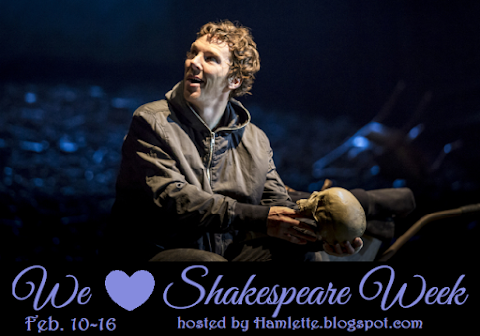Shakespeare Mini Review of 5 Shakespearean Plays // We Love Shakespeare Blog Party