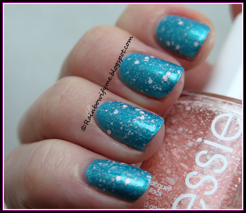 Essence ~ 09 Mermaid of the Galaxy and Essie ~ Pinking About You