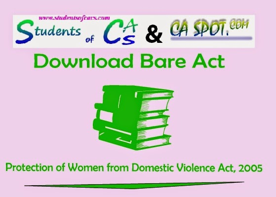 Domestic Violence Act 2005 Pdf