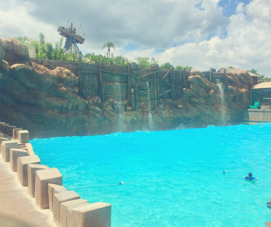 Why Planning Your Days In Walt Disney World Is A Good Thing | Chill out in the afternoon by going to the water parks - they're loads of fun!