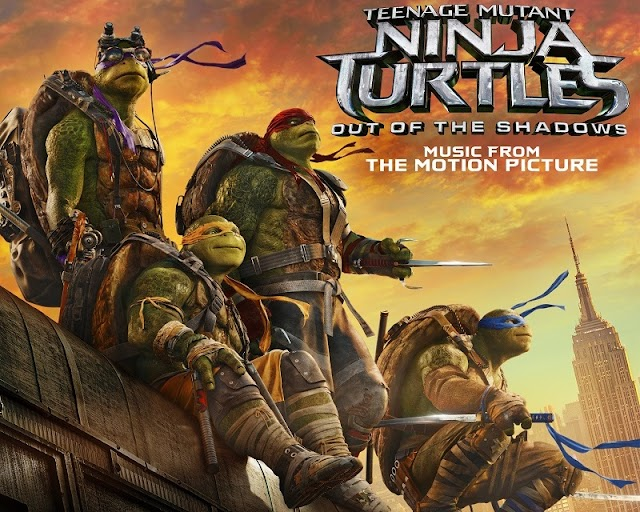 Teenage Mutant Ninja Turtles 2: Out of the Shadows (Film 3D 2016)