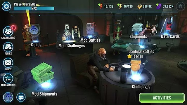 How to Hack Star Wars: Galaxy of Heroes for Free Credits and