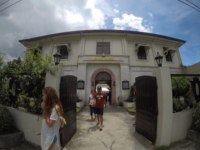 Twin city tour in Cebu stop: Museo Sugbo