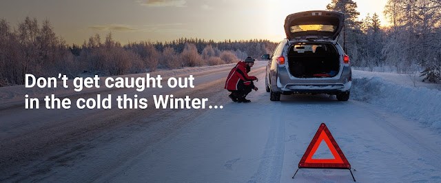Platts Motor Company Winter Check inc FREE winter pack