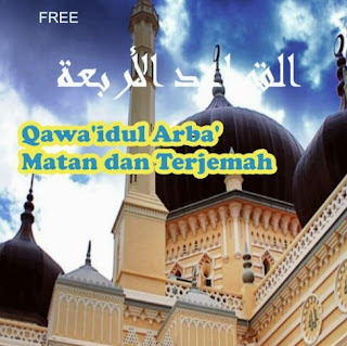 Download Matan dan Syarah Qowaidul Arba PDF