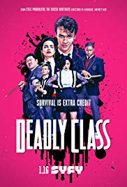 Deadly Class S01E08 The Clampdown Online Putlocker