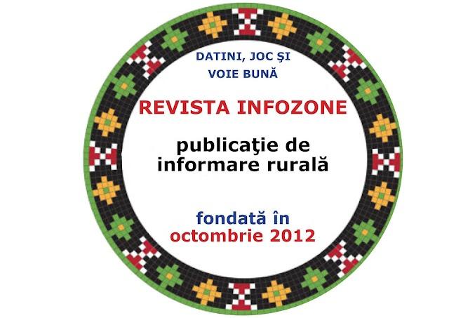 8 0ctombrie 2016, Eveniment organizat de revista InfoZone in comuna Mircea Voda din judetul Braila