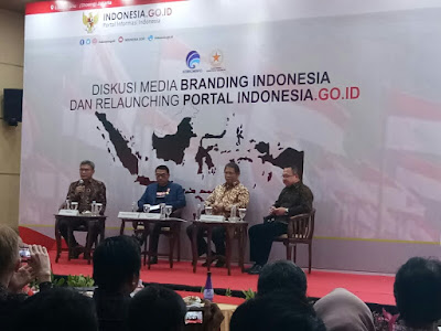 Wajah Baru Portal indonesia.go.id Siap Perkuat Nation Branding Indonesia di Mata Internasional