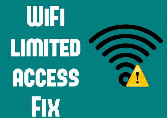Cara Mengatasi Wifi Limited Access