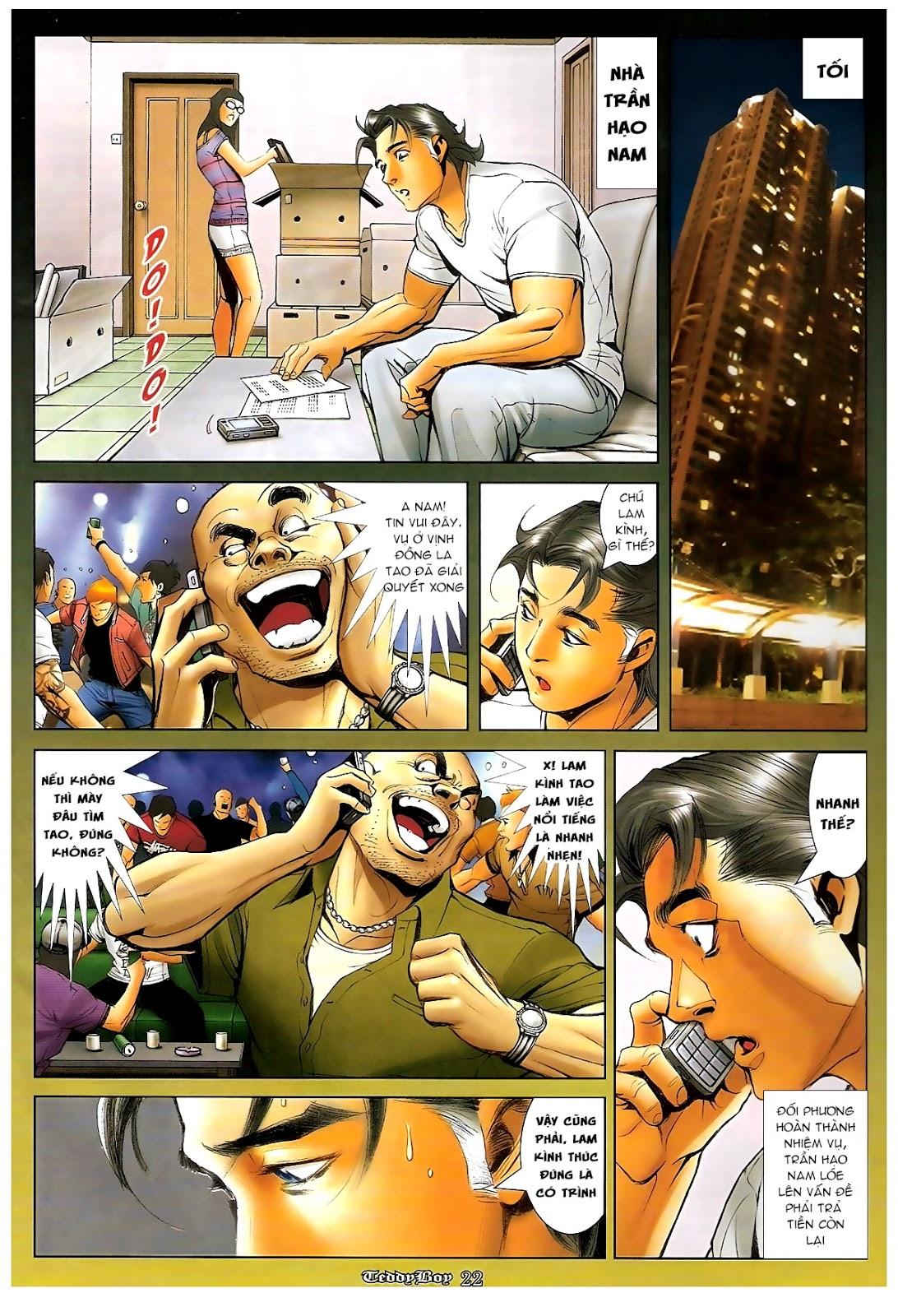 Người Trong Giang Hồ - Chapter 1208: Không nhìn lầm - Pic 19