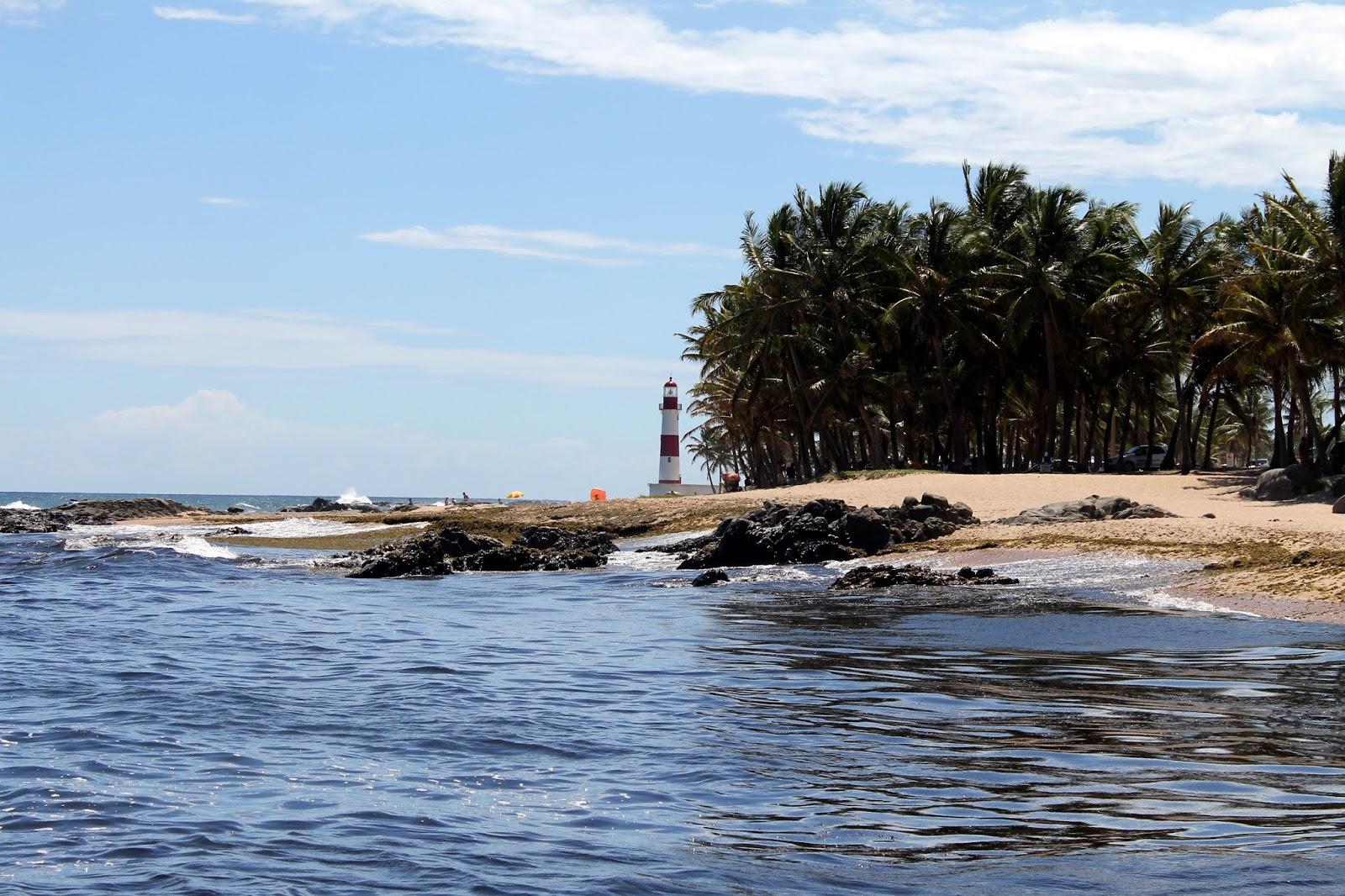 Praia de Itapuã_ farol