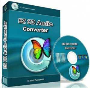 EZ CD Audio Converter Ultimate 4.0.8.1 Crack + License key Here!