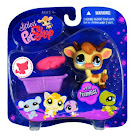 Littlest Pet Shop Portable Pets Cow (#970) Pet