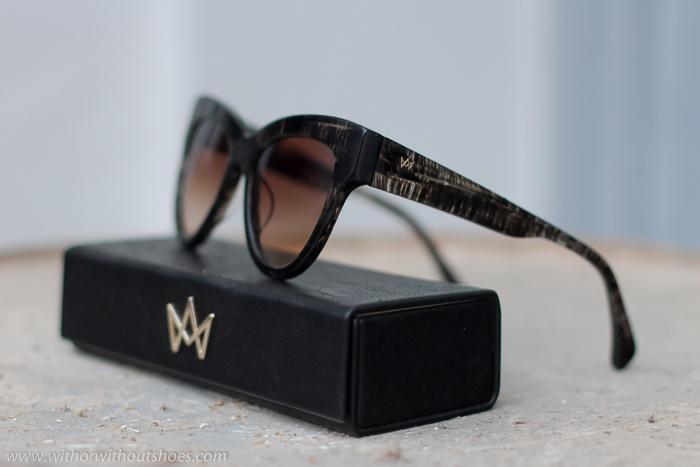 BLogger con las tendencias novedades en gafas de sol de la temporada