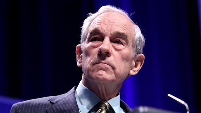 Plan of neocon axis in Senate to spend $5 trillion on military could destroy US: Ron Paul