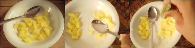 cara menghilangkan bekas luka dengan kentang