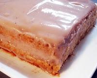 tarta de crema de castañas