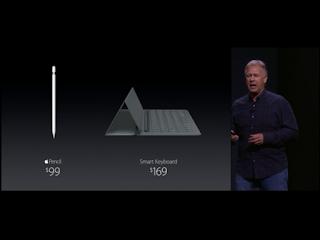 Apple lança iPad Pro - Apple Pencil